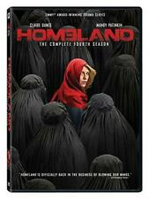 Homeland: The Complete Fourth Season [Region 1], Good DVD, ,