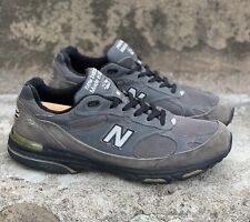 New Balance 993 MR993CGB USA made Military Grey 100% Authentic US13D