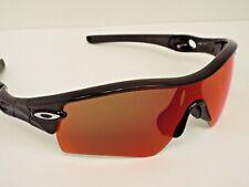 Authentic Oakley 09-684 Radar Pitch Black Prizm Trail Torch Sunglasses