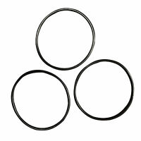 """3 Pack Replacement O Rings for standard 10"""" Reverse Osmosis RO Unit Housing"""