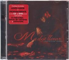 Christian Nodal CD / DVD NEW Me Deje Llevar 602557933970 NOW SHIPPING !