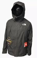 The North Face Mens Gortex Mountain Jacket Extra Large XL Black Reg $450