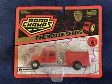 1995 Road Champs St Louis Fire Department Engine Co. 2 International Truck-MOC