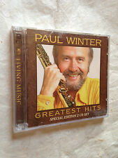 PAUL WINTER GREATEST HITS SPECIAL EDITION 2 CD 01048-81503-2 1998 JAZZ