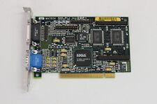 MATROX MGA-MYST/2/GAT PCI VIDEO ADAPTER MGA IS-MGA-1064SG-D WITH WARRANTY