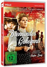 Brennendes Geheimnis * DVD Literaturverfilmung mit Christiane Hörbiger Pidax Neu