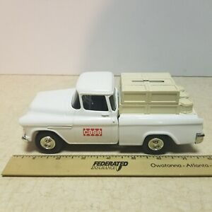 Toy 1955 Chevrolet Cameo pick up Bank for J.I.Case