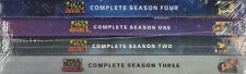 Star Wars Rebels Complete Series Seasons 1 - 4 New Dvd Bundled Set Free Shipping