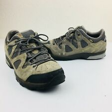 Lowa Phoenix Gore-Tex Lo Low Top Hiking Shoes Mens Suede Outdoor Trail Size 7