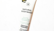 NEW Greenfrog Botanic Natural Geranium & Peppermint Bodywash Cruelty-Free-100ml