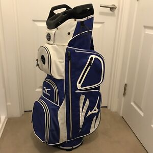 Mizuno Cart Bag. Excellent Condition.