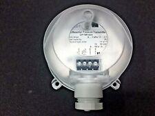 Honeywell DPTM-1000 Differential Presssure Transmitter for Air