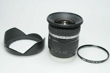 Konica Minolta AF 17-35mm F/2.8-4D f. Sony Fullframe A-Mount