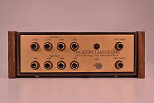 Audio Classics ACP2 MC Phono Pre-Preamplifier based on the McIntosh MCP1