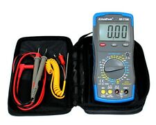 HoldPeak HP-770B Digital Multimeter CATIII Grau/Blau