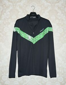 SPYDER Mens Half Zip Thermo Longsleeve Shirt Size 52/L