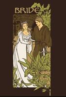 Princess Bride Nouveau Art Nostalgic Painting Parody Satire Teefury Lady Shirt
