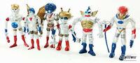 STAR ATTACK ALIENS 1990s Outer Space Men KO Colorforms Bootleg SciFi 90s