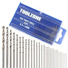 HSS Drill Bits 1mm 1.5mm 2mm 2.5mm 3mm  5 pack//10 pack Craft Hobby Drill