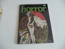 Mag BD Horreur  HORROR     N° 4  juin22