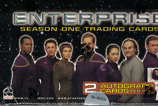 Star Trek Enterprise Season 1 (40 Packs)  Trading Card Box