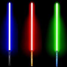 Replica Metal Star Wars Black Series Light up Lightsaber Force FX Darth Vader