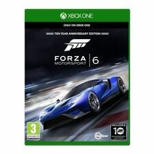 Forza Motorsport 6 Xbox One - MINT - 1st Class FAST Delivery FREE