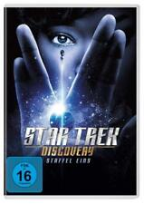 4 DVDs * STAR TREK  DISCOVERY - SEASON / STAFFEL 1 # NEU OVP +
