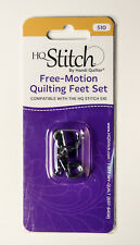 Free-Motion Quilting Feet Set
