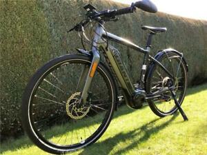 Giant Quick e vs! sueño noble e-bike con yamaha motor medios