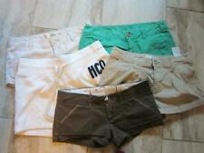 ABERCROMBIE/HOLLISTER/American Eagle lot of (5) Shorts....size 0