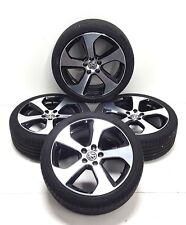 VW Golf 6 VI GTI Alufelgen Sommerreifen Felgen Reifen Bridgestone 5K7601025H