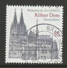 Germany 2003 UNESCO World Heritage Sites. Cologne (Perf 13) SG 3209 FU