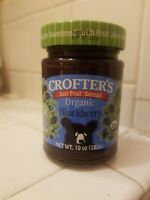Crofter's Organic - Just Fruit Spread Organic Blackberry - 10 oz.