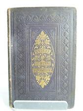 NATURE & HUMAN NATURE by JUDGE THOMAS CHANDLER HALIBURTON 1859