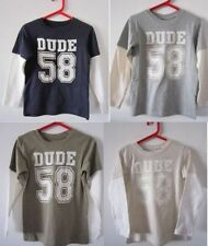 Next Boys' Logo Other T-Shirts & Tops (2-16 Years)