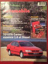 Revue Technique Automobile TOYOTA Carina E essence 1.6 et Diesel