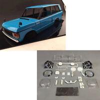 Für Land Range Rover Traxxas TRX-4 Axial SCX10 I II 1:10 RC Truck Body Shell Kit