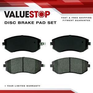 Front Ceramic Brake Pads for Saab, Scion, Subaru, Toyota
