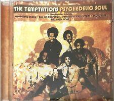 THE TEMPTATIONS : PSYCHEDELIC SOUL - [ CD ALBUM ]