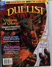 Duelist Magazine Issue #15 New NM-M 1997 MTG Guide Price Guide H28