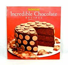 Southern Living Incredible Chocolate Recipes Cookbook 2010 Softcover Like New