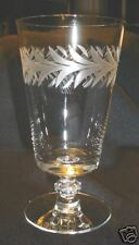 10 Iced Tea Glasses MAYFLOWER Tiffin Franciscan Deal!
