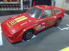 Bburago Mazda RX-7 Racing 1:43 #98 rood