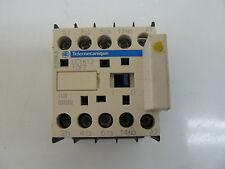 TELEMECANIQUE LC1K121OF7 CONTACTOR 600VAC 12AMP W/ LA4KE1FC CONTACTOR