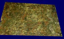 Diorama Zubehör, Tarnnetz grün flecktarn, 1:16