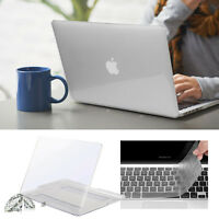 """Crystal Clear Snap-On Case Cover For Apple Macbook Air Pro Retina 11/12/13/15"""""""