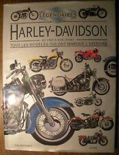 """""""Légendaires HARLEY-DAVIDSON - de 1903 à nos jours"""", T. Rafferty, éd. Solar 1997"""