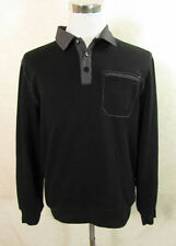 Kitaro Herren-Pullover mit Polokragen