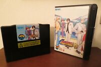 KOF KING OF FIGHTERS 98 NEO GEO AES CARTRIDGE - NO MANUAL - READ DESCRIPTION